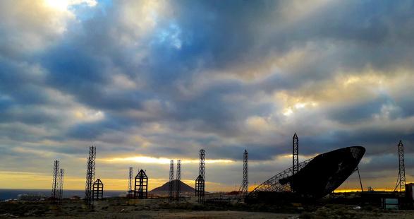 Schrott in der Wüste | Mein Teneriffa - Mi Tenerife