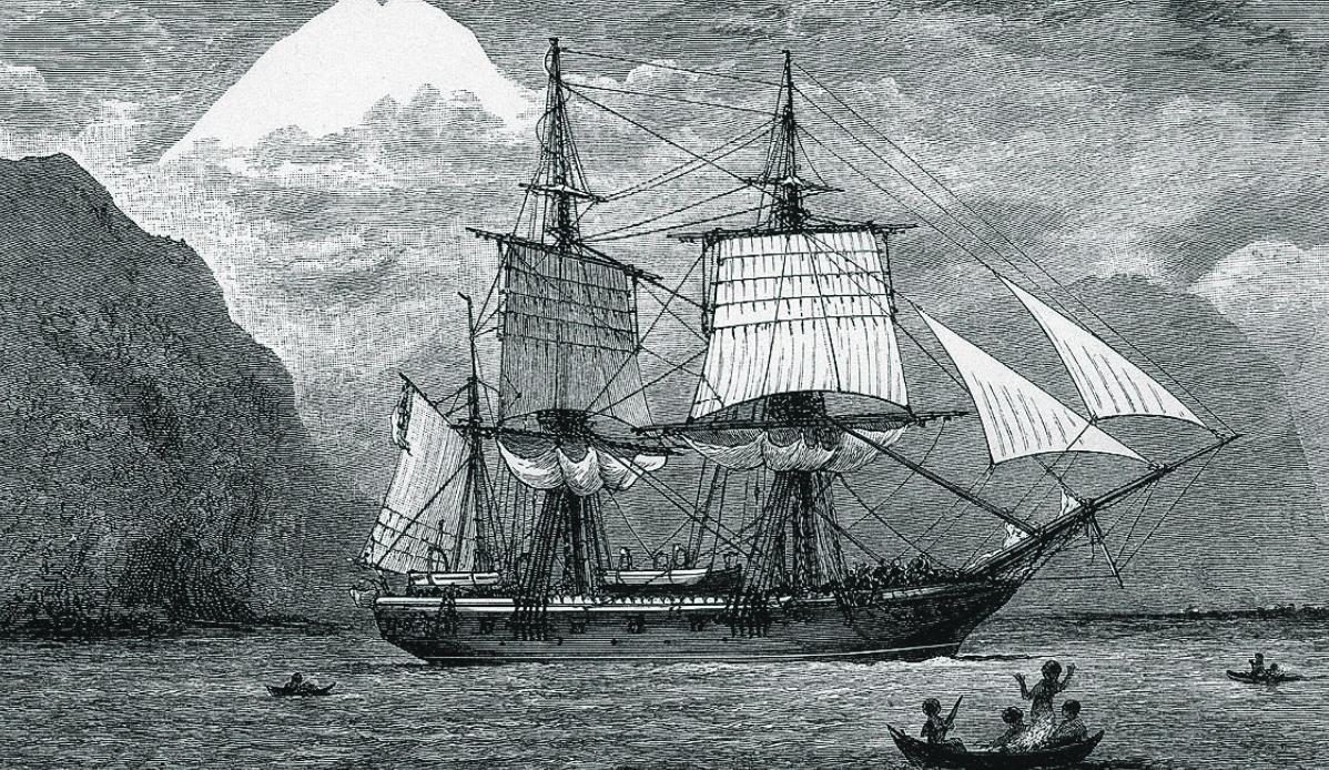 HMSBeagle_eldia