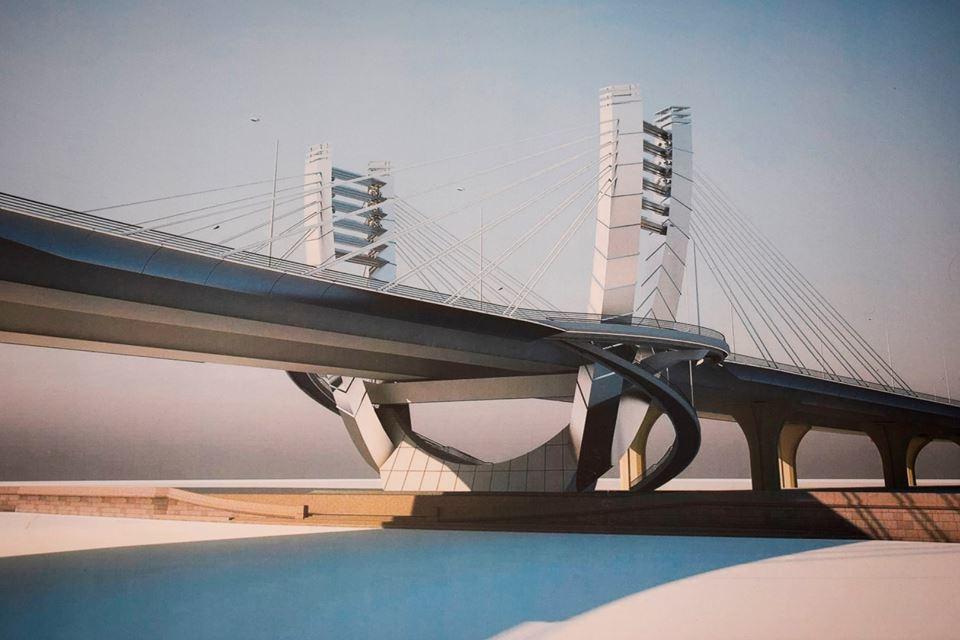 puente st petersburg